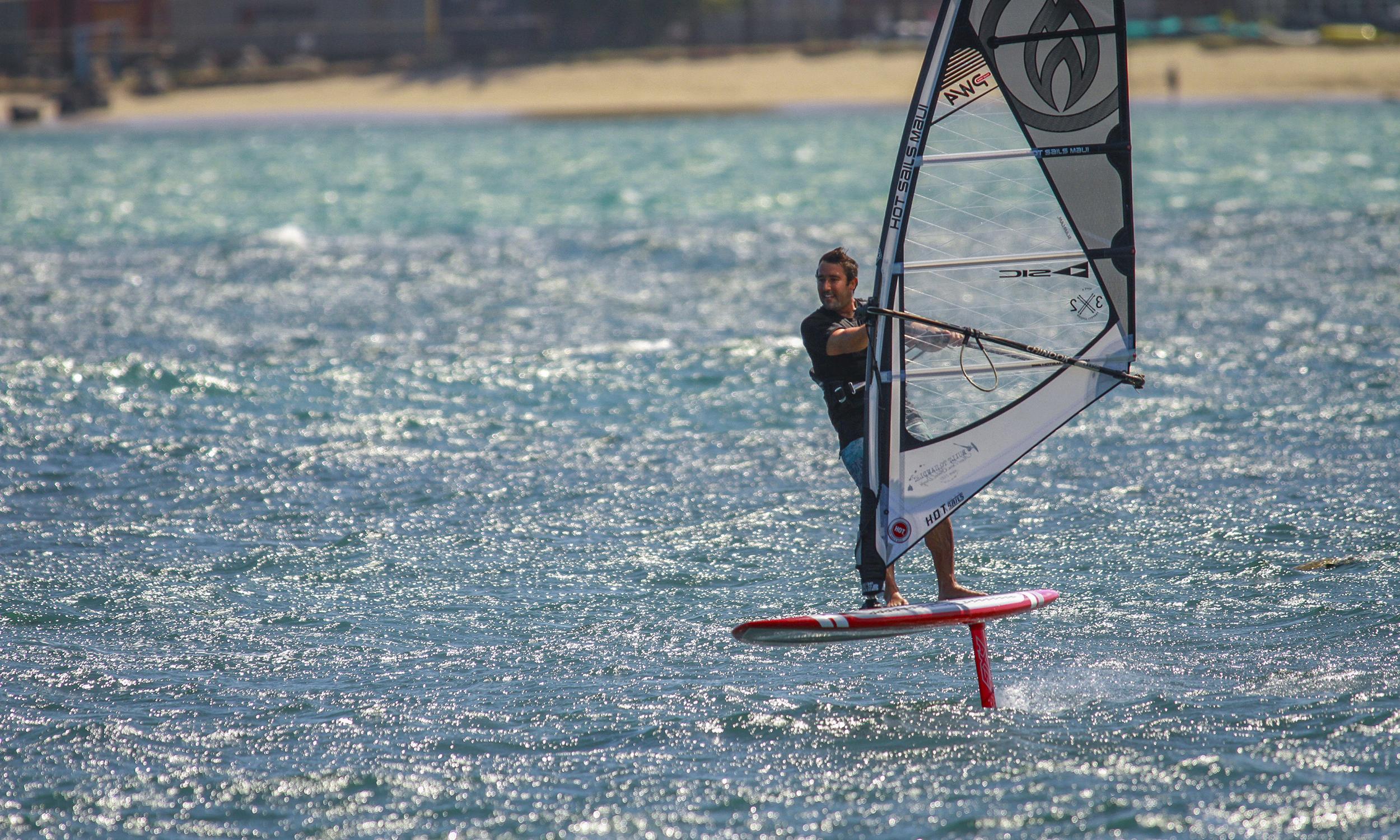 SUP Windsurf