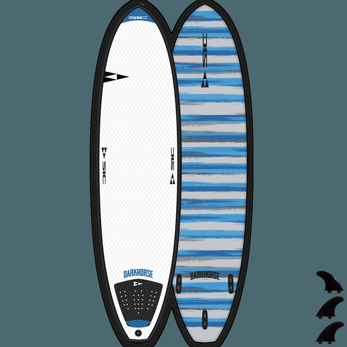SURF SIC - DARKHORSE (VORTEX) 7'4'' - Top - 106417
