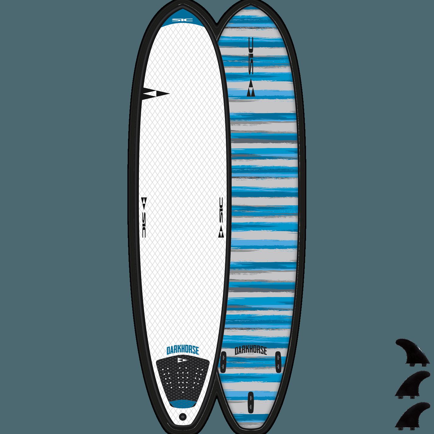 SURF SIC - DARKHORSE (VORTEX) 8'4'' - Deck - 106418